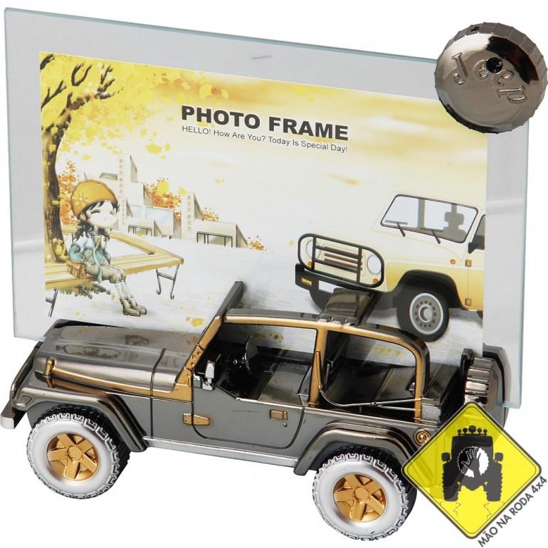 Porta Retrato - Jeep