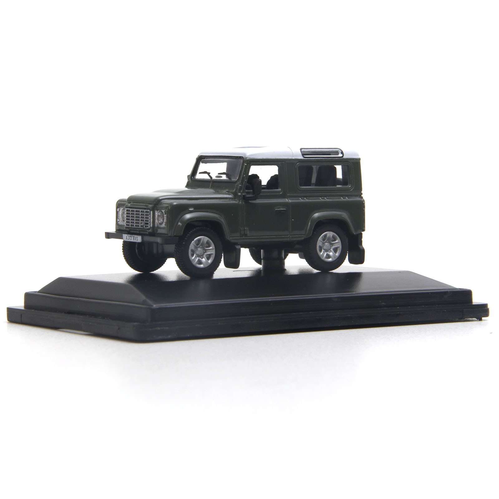 Miniatura em Metal - 1:76 - Land Rover Defender 90 - Keswick Green