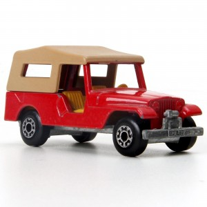 Matchbox - Jeep CJ - 6 - Superfast - MB53