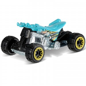 Hot Wheels - Quad Rod - DTX28