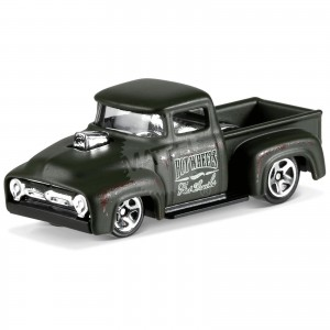 Hot Wheels - Custom 1956 Ford Truck - DVB67