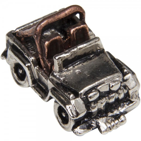 Miniatura em Metal - Jeep