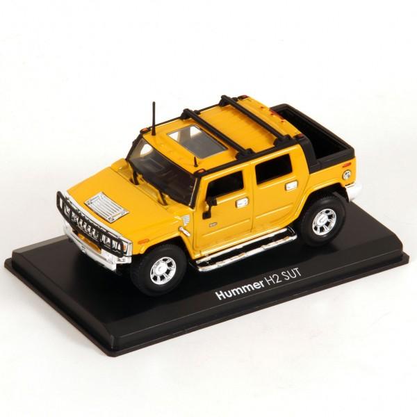Miniatura em Metal - 1:35 - Hummer H2 Sut