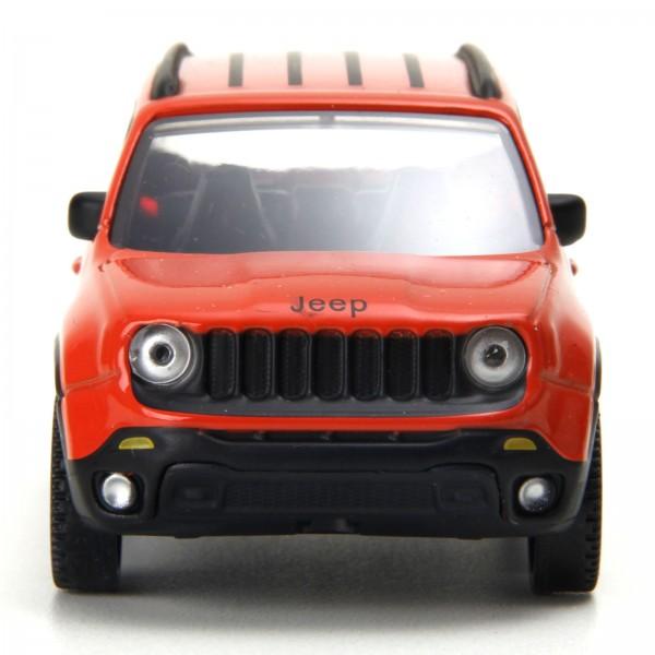 Miniatura em Metal - 1:43 - Jeep Renegade