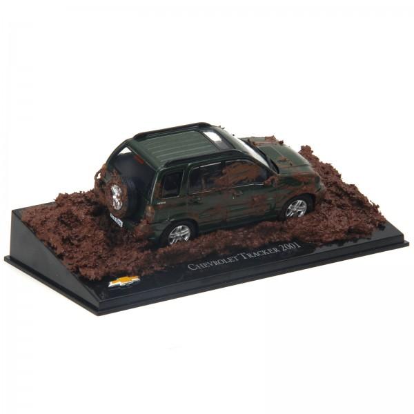 Diorama - 1:43 - Chevrolet Tracker
