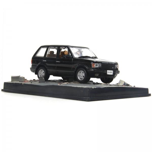 Miniatura em Metal - Range Rover - James Bond 007 Cars - Tomorrow Never Dies