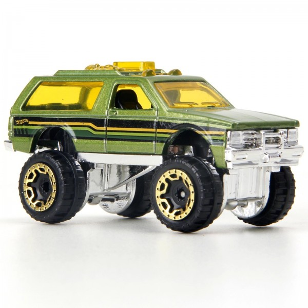 Hot Wheels - Chevy Blazer 4x4 - Chevrolet Trucks 100 Anos - FKD10