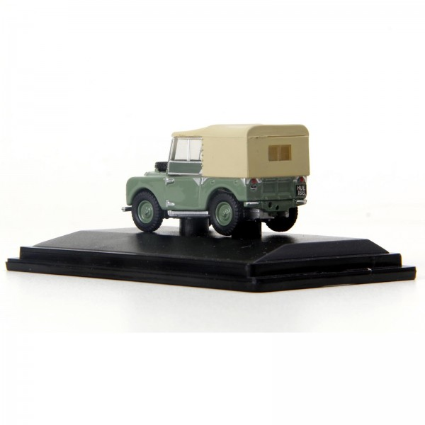 Miniatura - 1:76 - Land Rover Series I 80 HUE - Sage Green - Oxford