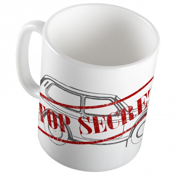 Caneca de Porcelana - Top Secret Niva