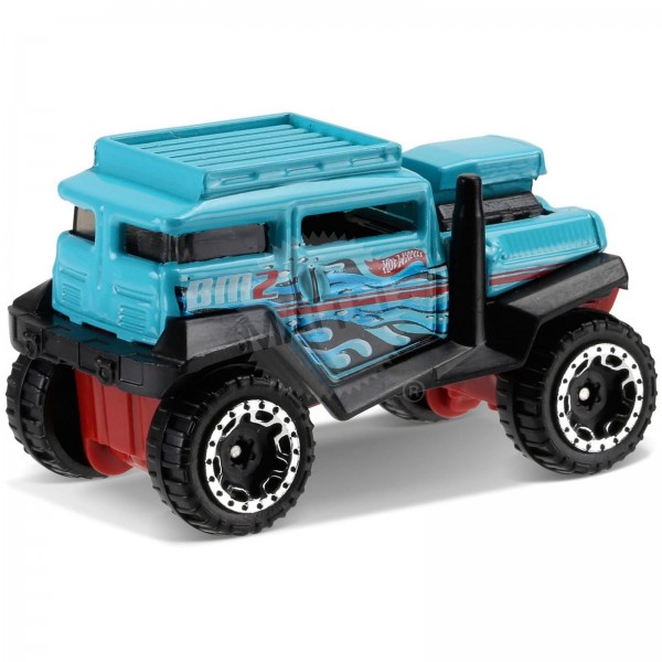 Hot Wheels - Bad Mudder 2 - DHR51