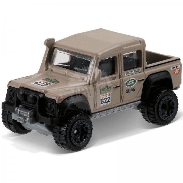 Hot Wheels - Land Rover Defender Double Cab - FJV45