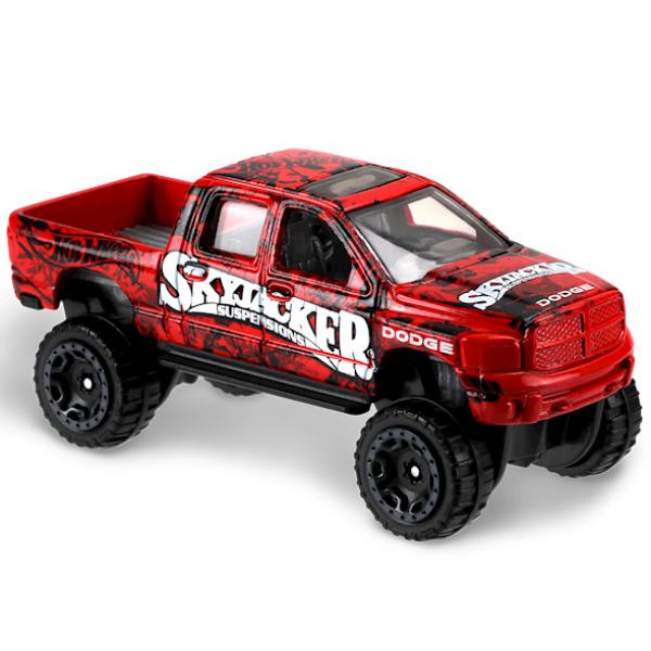 Hot Wheels - RAM 1500 - FJW58