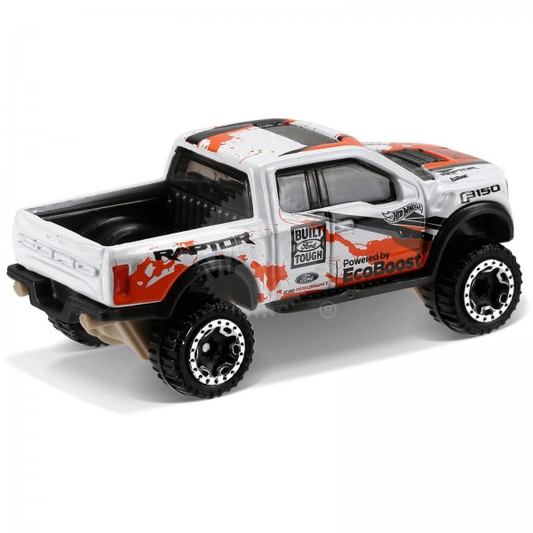 Hot Wheels - Ford F-150 Raptor 2017 - FJW59
