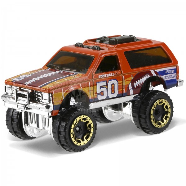 Hot Wheels - Chevy Blazer 4x4 - FJY31