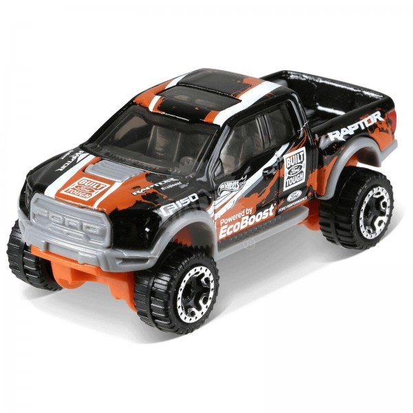 Hot Wheels - '17 Ford F-150 Raptor - FJY54