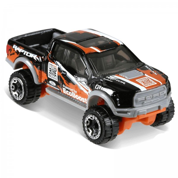 Hot Wheels - '17 Ford F - 150 Raptor - FJY54